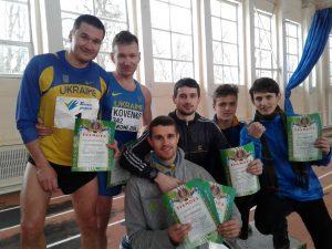 Чемпіонат Вінницької області у приміщенні
