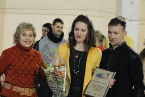 Олена Колесниченко: «2016-й рік став для мене роком здійснення моїх бажань та сподівань!»
