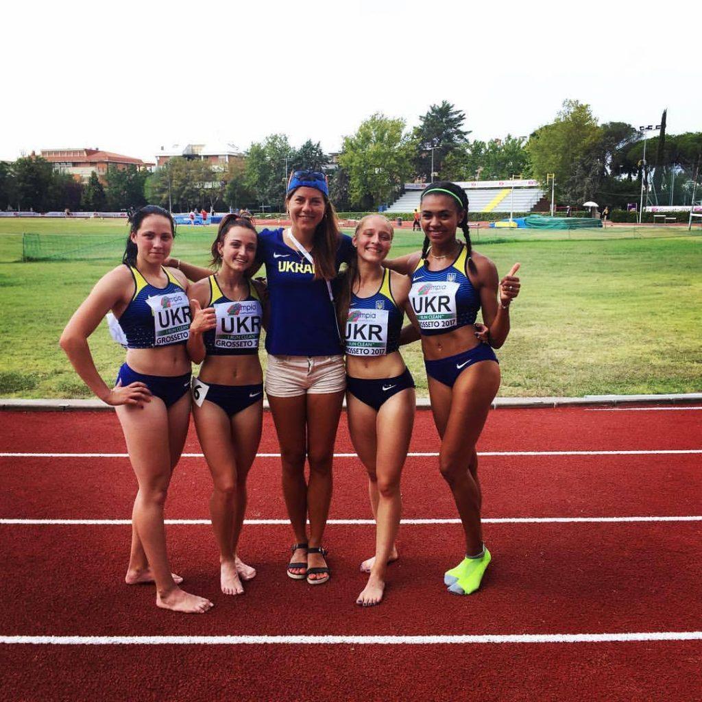 Сьогодні фінал естафети 4×400м юніорського чемпіонату Європи