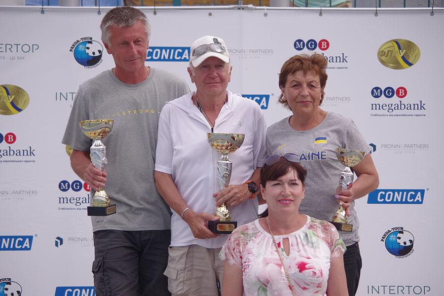 Вінницька область третя у змаганнях з багатоборства