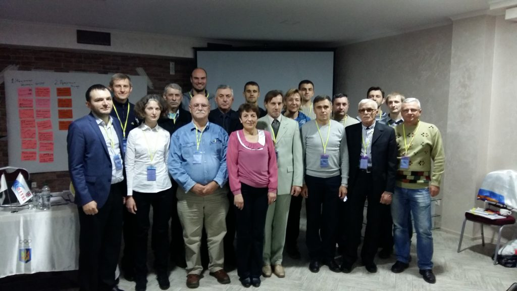 Сучасна статистика на суддівській конференції у Вінниці (матеріали ФЛАУ)