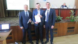 Підсумки та нагороди від Відділення НОК України у Вінницькій області