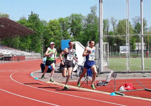 Командний чемпіонат України з бігу на 10000 м
