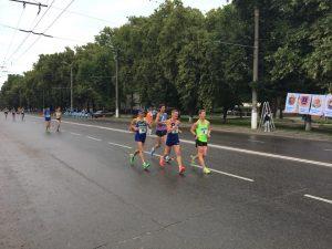 Олексій Казанін чемпіон України зі спортивної ходьби на 20 км