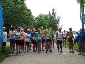 У парку Дружби народів стартував чемпіонату України з 48 годинного бігу