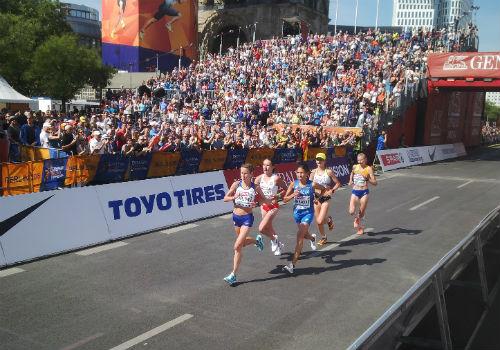 Марафонські змагання на завершення чемпіонату Європи 2018