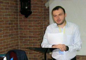 Іван Качківський відзначений нагородою ЕА