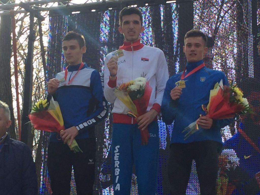 Андрій Краковецький бронзовий призер чемпіонату ABAF