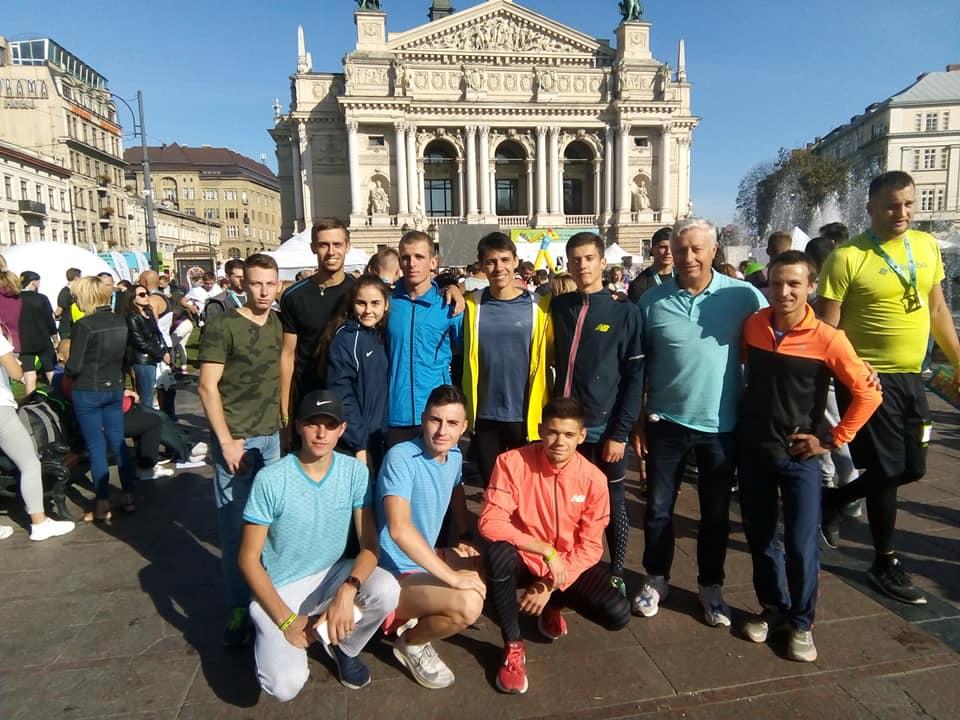 Вінницька область виграла чемпіонат України з бігу на 10 км
