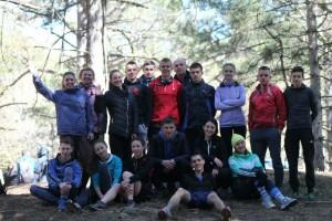 Командний чемпіонат України з кросу 30-31.03.2017