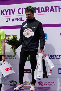 Wizz Air Kyiv City Marathon 2014