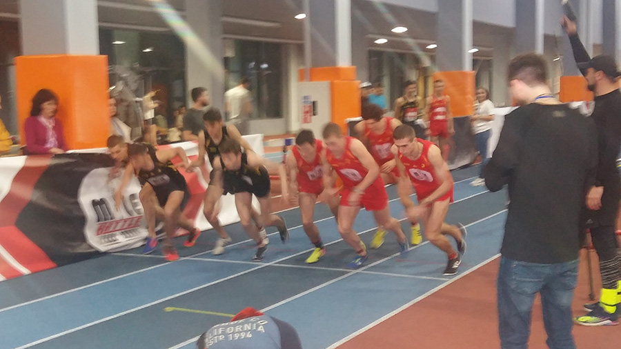 Вінничани стали призерами комерційного турніру Battle Mile