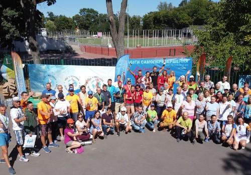 14-16 серпня у Вінниці відбувся чемпіонат України з 48-, 24- та 12-годинного бігу