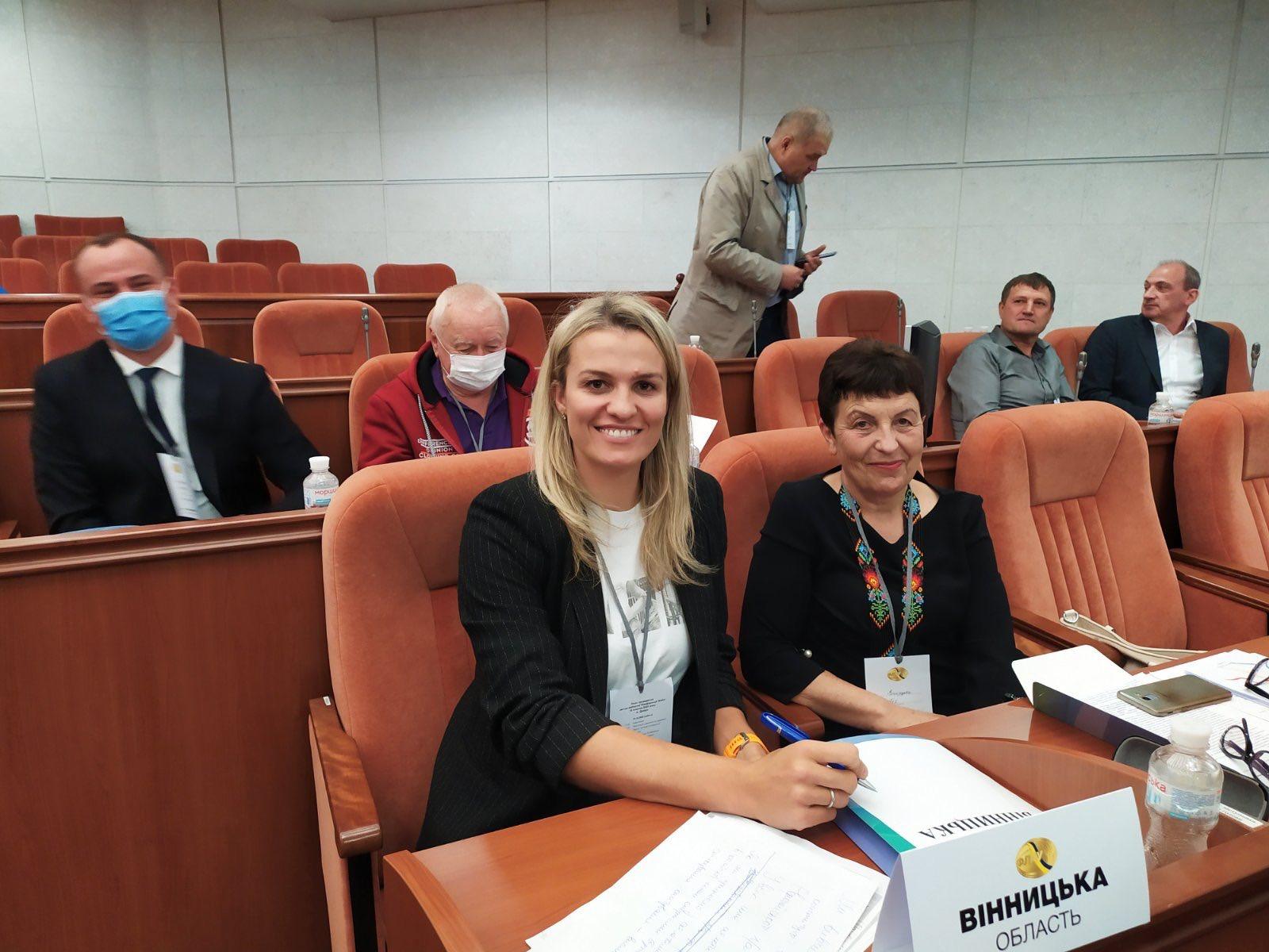 Олену Бех обрано до складу Ради ФЛАУ на другий термін