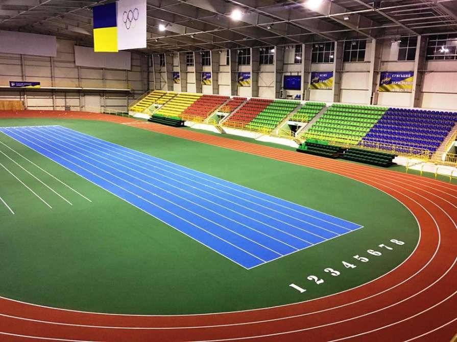 Чемпіонат України з легкої атлетики у приміщенні серед юнаків