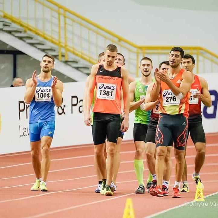 Вадим Адамчук встановив новий рекорд області с семиборства