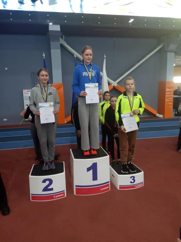 У Києві відбувся чемпіонат України з легкоатлетичного двоборства
